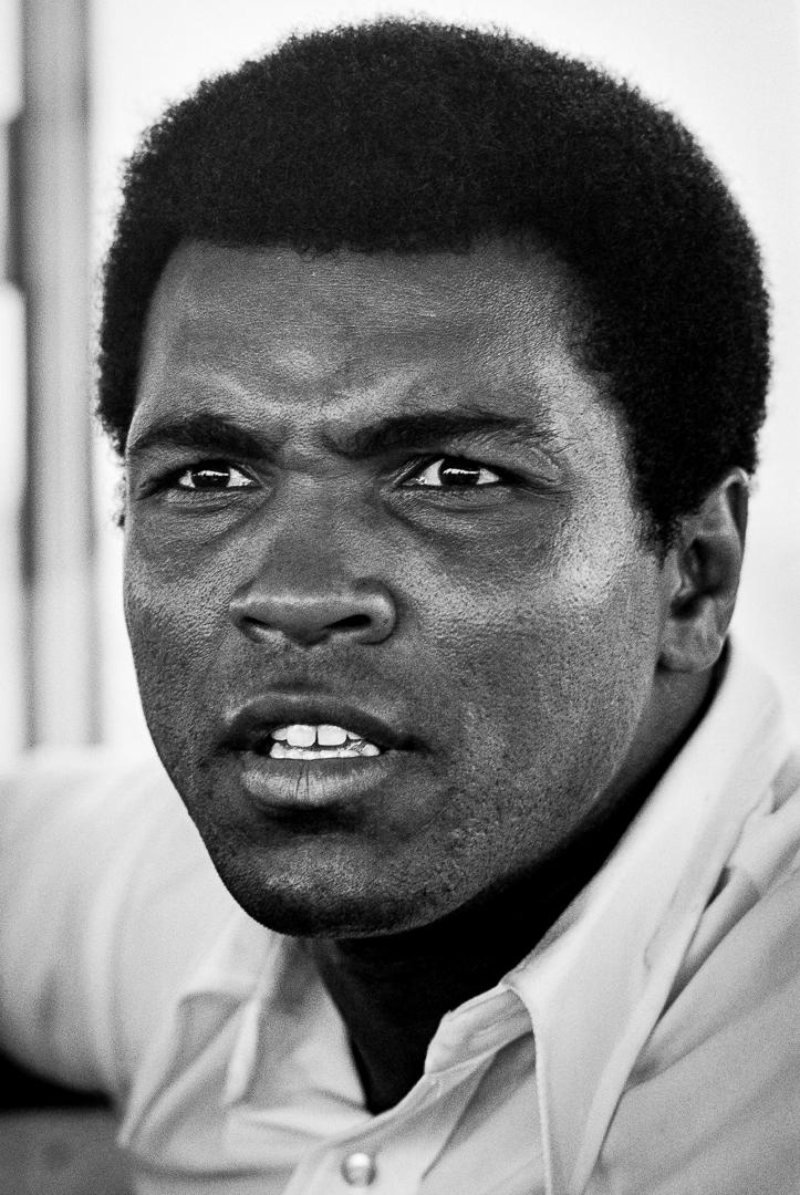 Ali , 1974 - #6
