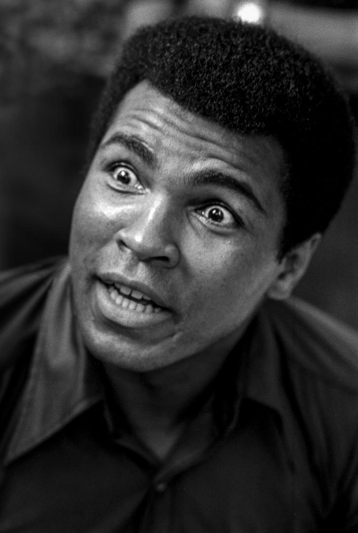 Ali , 1974 - #7