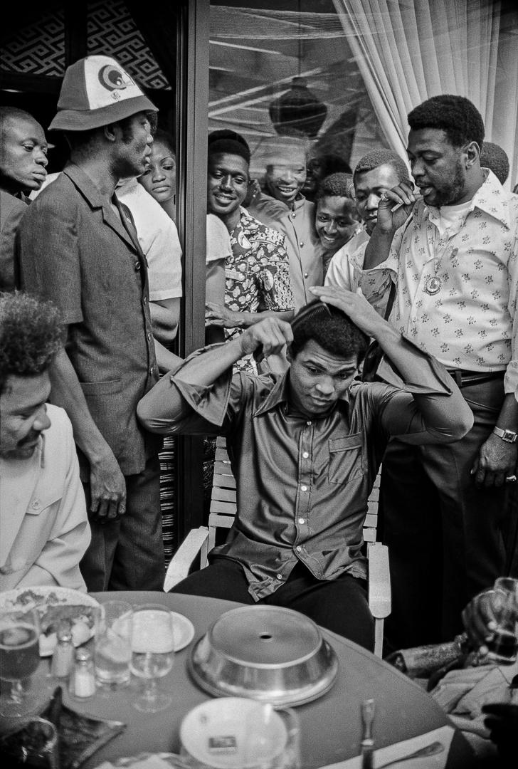 Ali , 1974 - #8