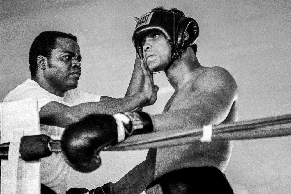 Ali , 1974 - #10