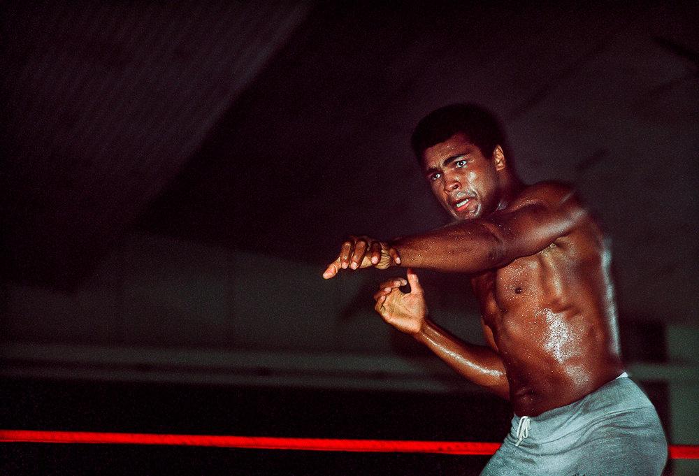 Ali, 1974 Color - #1