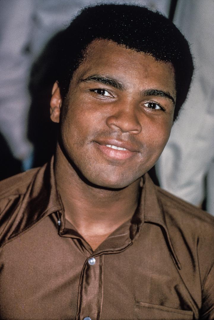 Ali, 1974 Color - #2