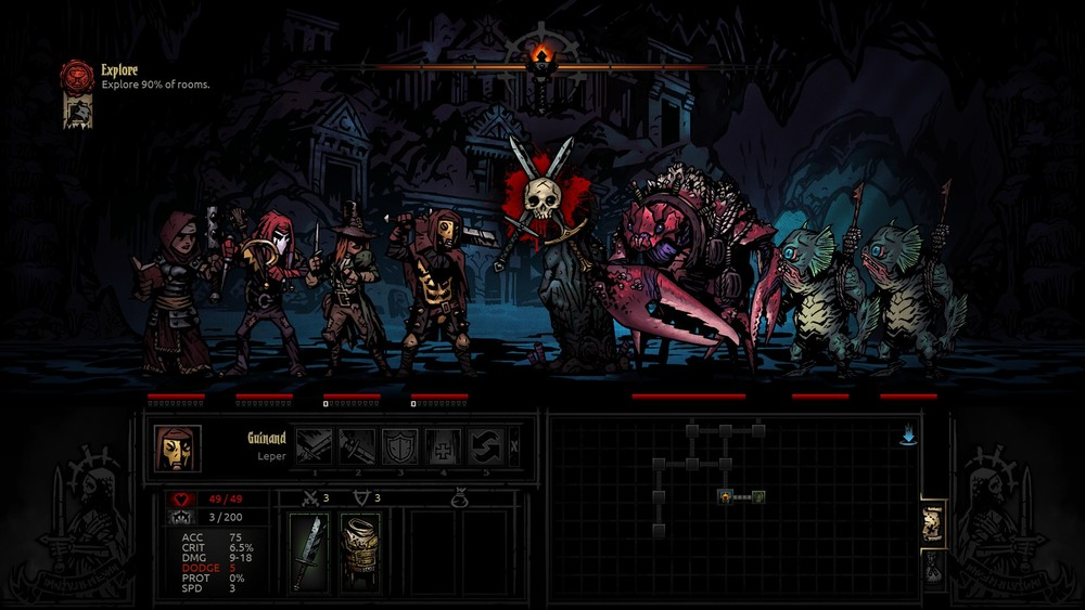 Darkest Dungeon - Store Page