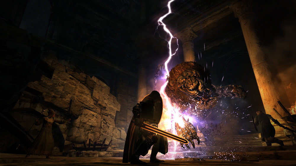Dragon's Dogma: Dark Arisen - Store Page