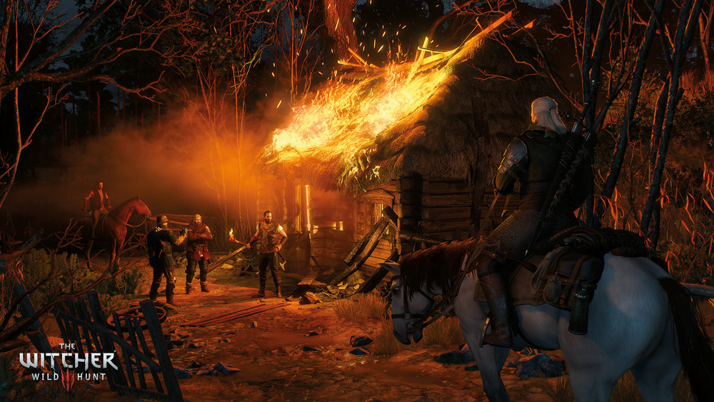 The Witcher 3: Wild Hunt - Store Page