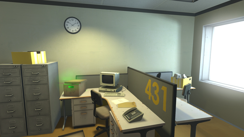 The Stanley Parable - Store Page