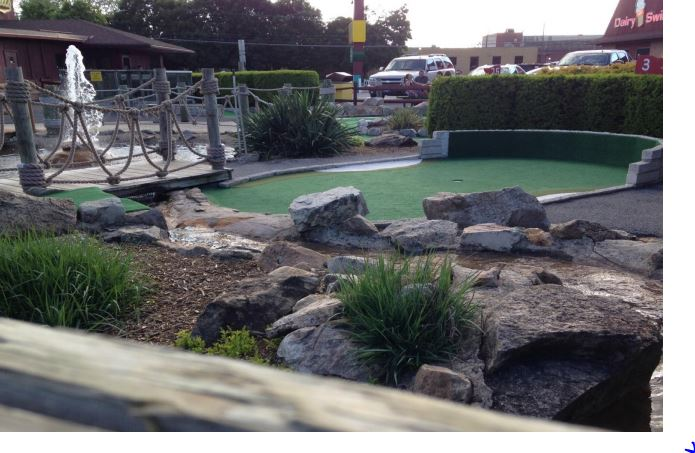 """Night OUT!"" at Schell's Mini Golf - Friday 9/28/18Start Time: 4:00-6:30 for 27 holes of fun!"