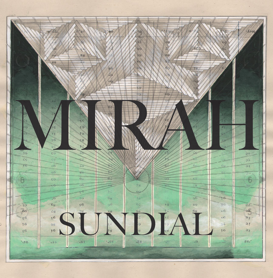 SUNDIAL EP - Digital & Limited Edition VinylOctober 6th, 2017