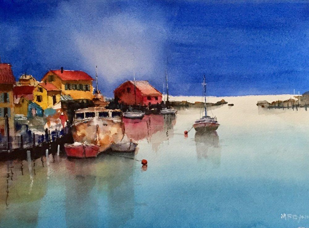 Peggy's Cove, Nova Scotia SOLD
