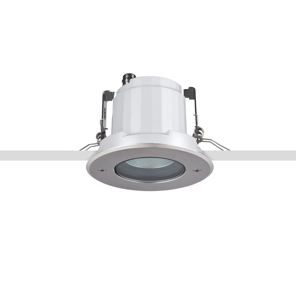 Residential Exterior Recessed Lighting — Lighting Solutions