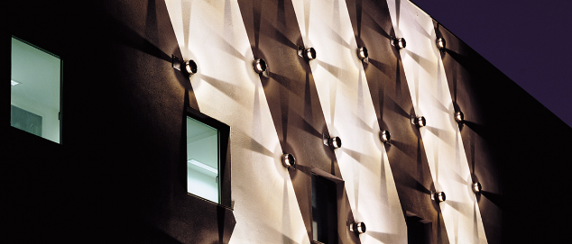 ARCHITECTURAL EXTERIOR SURFACE MOUNT LIGHTING