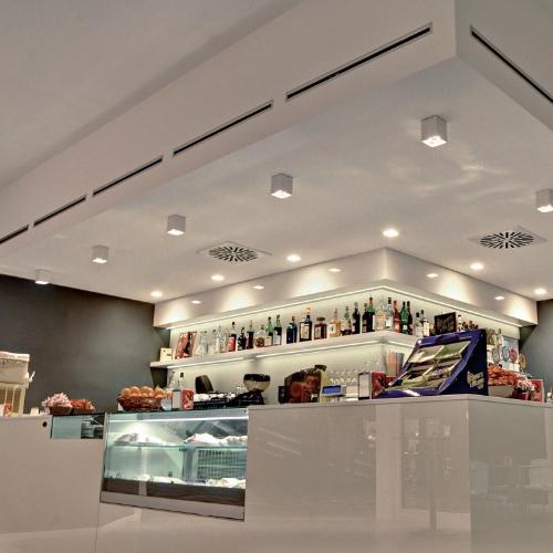 Surface Mounted Retail Lighting - Shop lighting_NZ