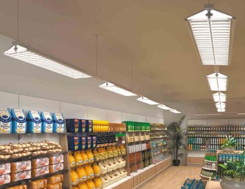 Suspended Retail Lighting - Shop lighting_NZ