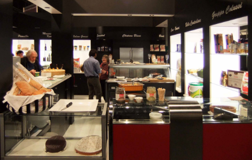 Lighting for Food_Retail Lighting_Shop lighting_NZ