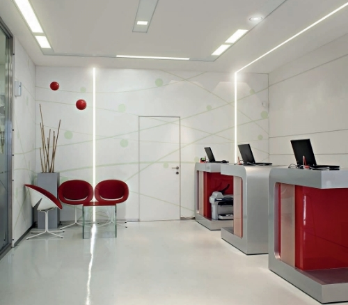 Linear LED & T5 System Lighting - Shop lighting_NZ