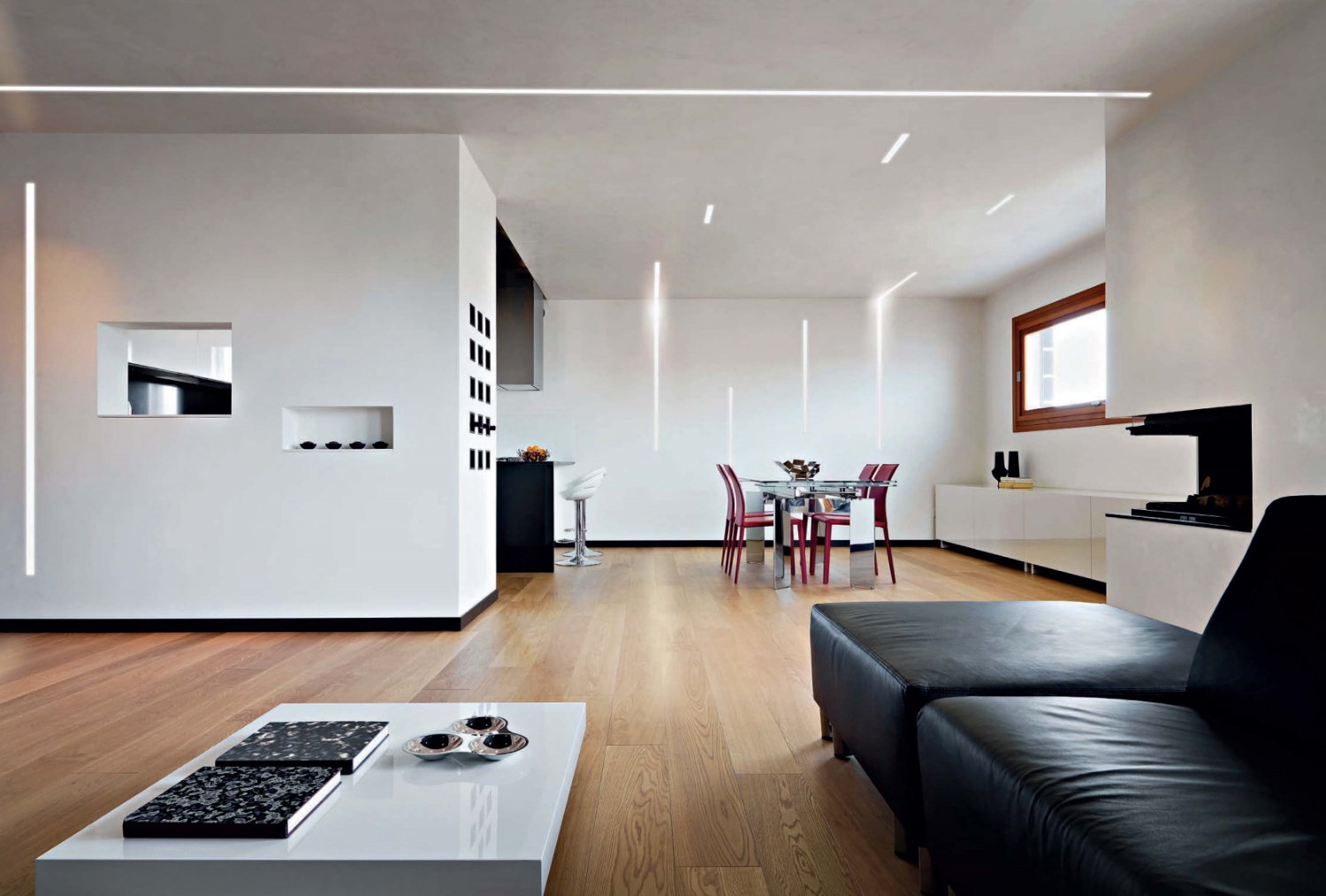Linear LED T5 Lighting Systems NZ