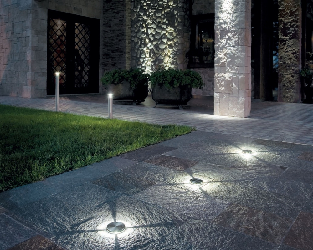 Architectural Ground Recessed Lighting Lighting Solutions