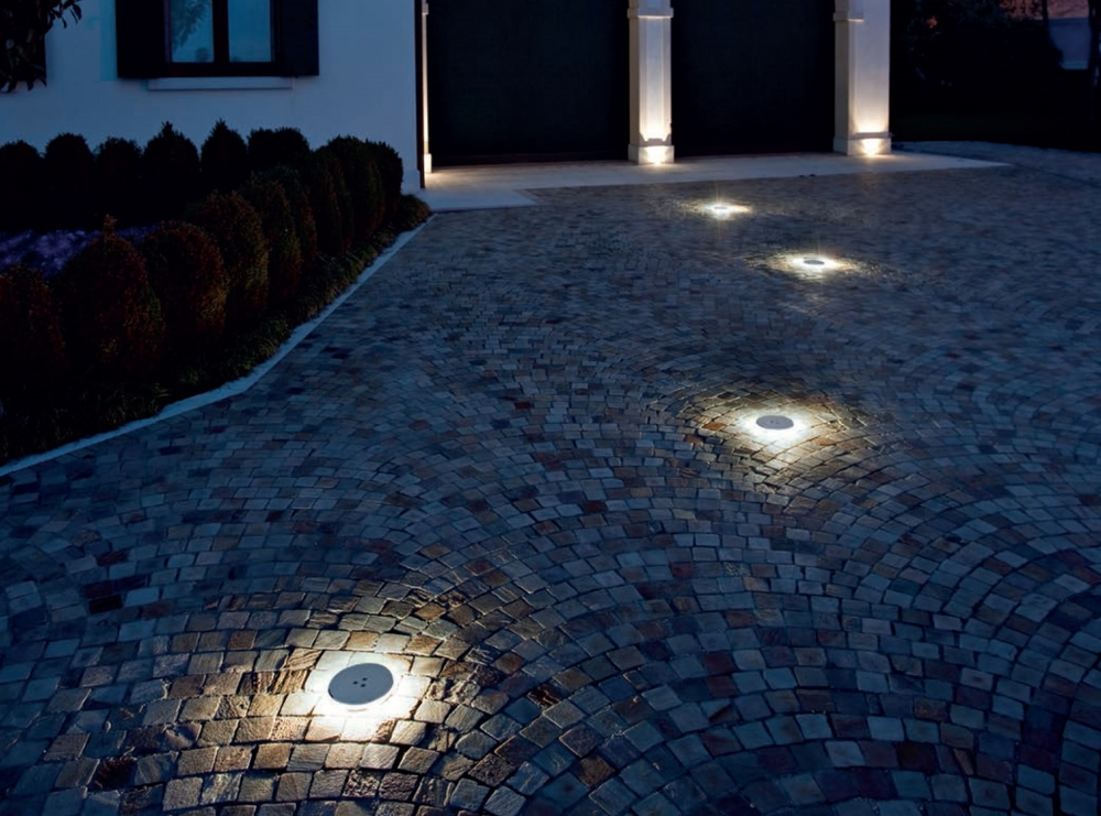 Architectural ground recessed lighting lighting solutions for In ground landscape lighting