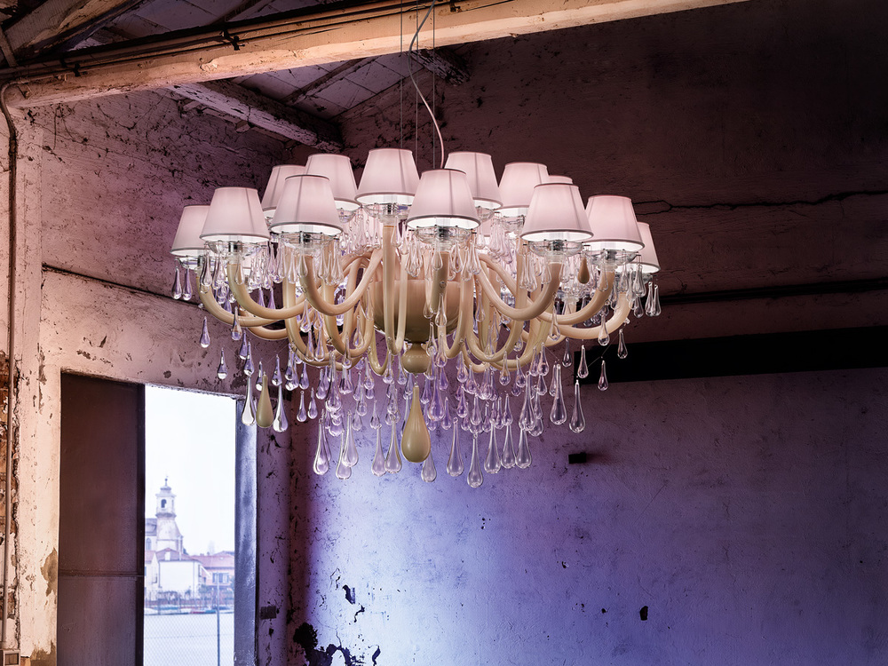 Traditional Glass Lighting NZ_De Majo_Goutte_Lighting Solutions