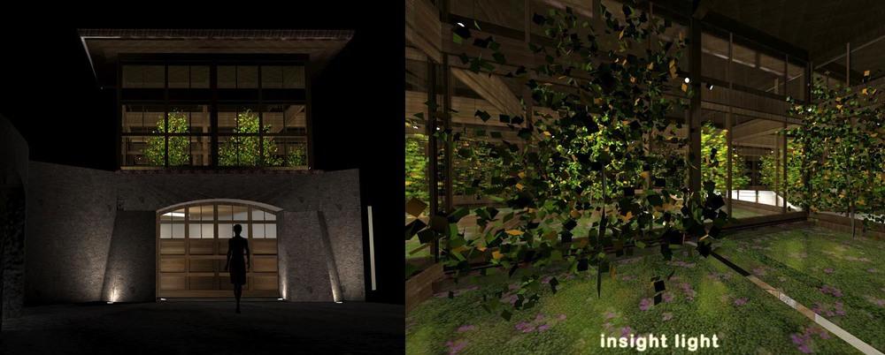 NZ Residential Lighting Design NZ Insight Light Exterior Lighting Design