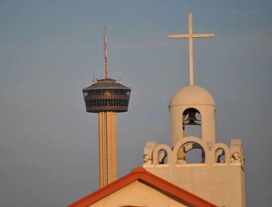 La Trinidad UMC, San Antonio, TX.