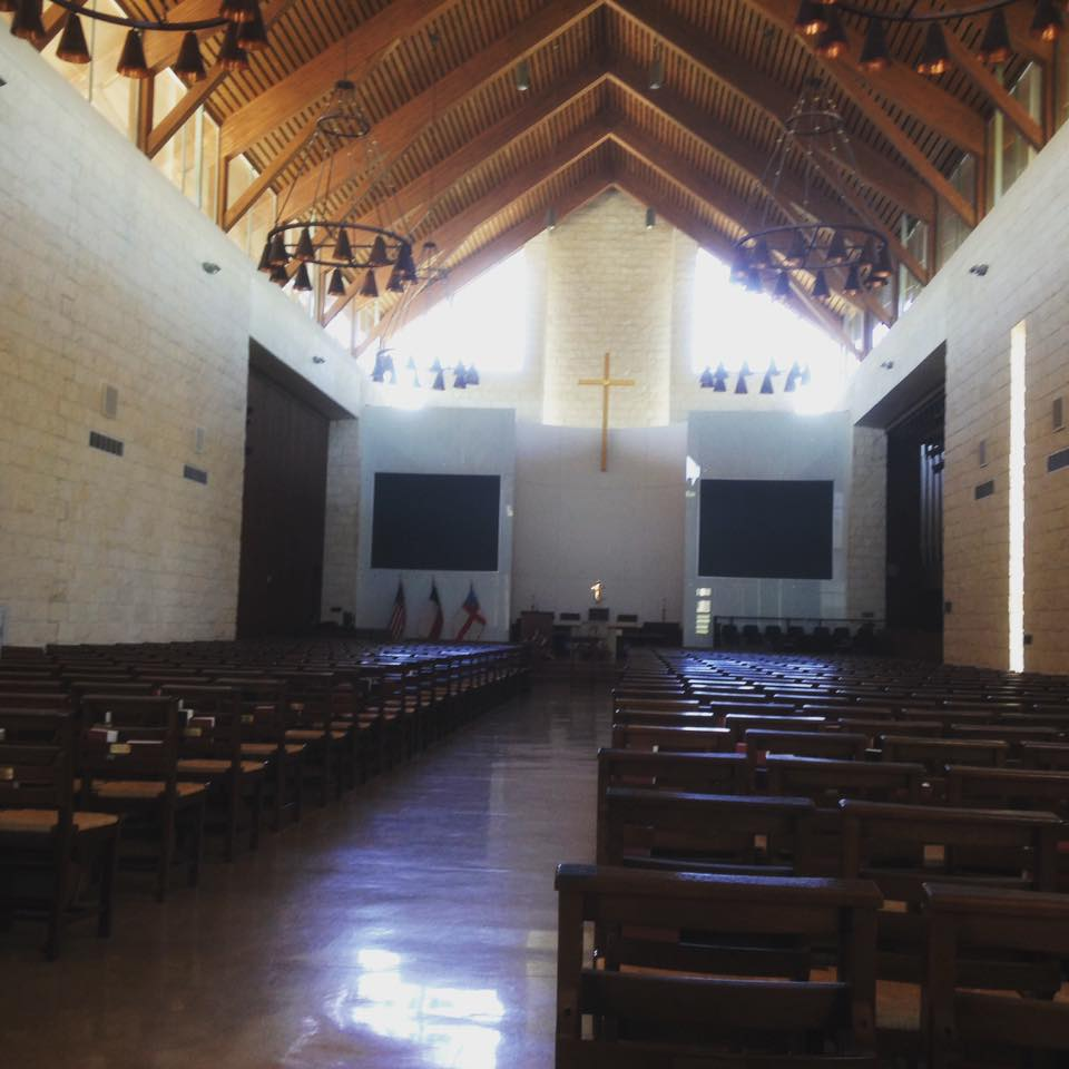 All Saints Chapel at TMI-The Episcopal School of Texas