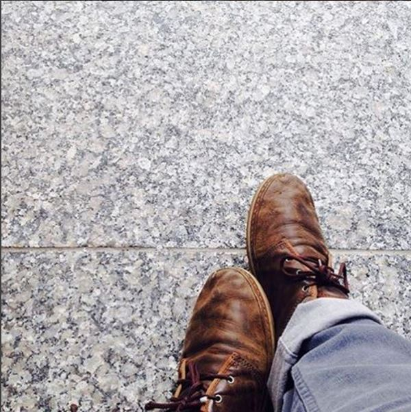 Shoe men