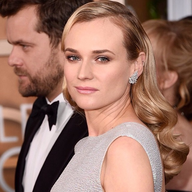 ✨#DianeKruger took Hollywood glam to the next level on the #RedCarpet this year! ✨