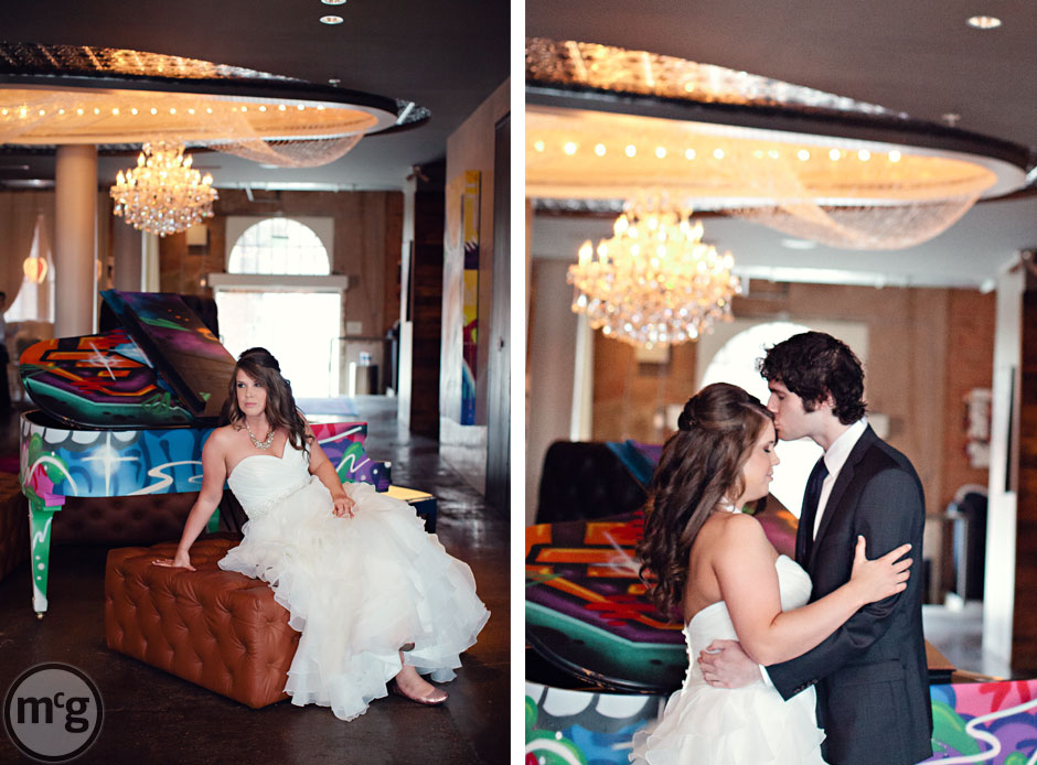 Wedding Portraits at Dallas NYLO South Side