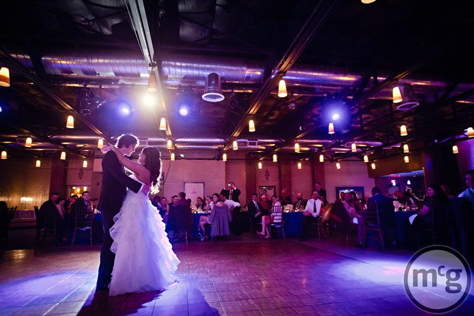 Edison's Dallas Bride & Groom First Dance