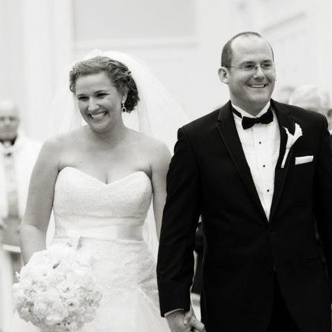 Bride & Groom Wedding Recessional