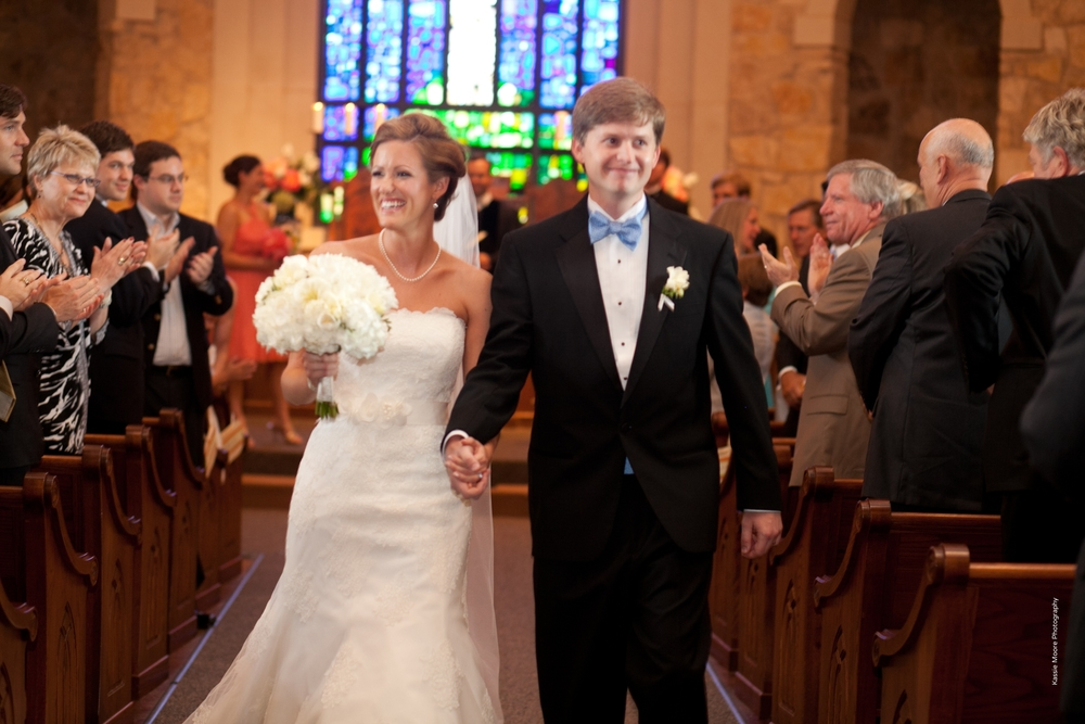 Fort Worth Presbyterian Wedding Recessional