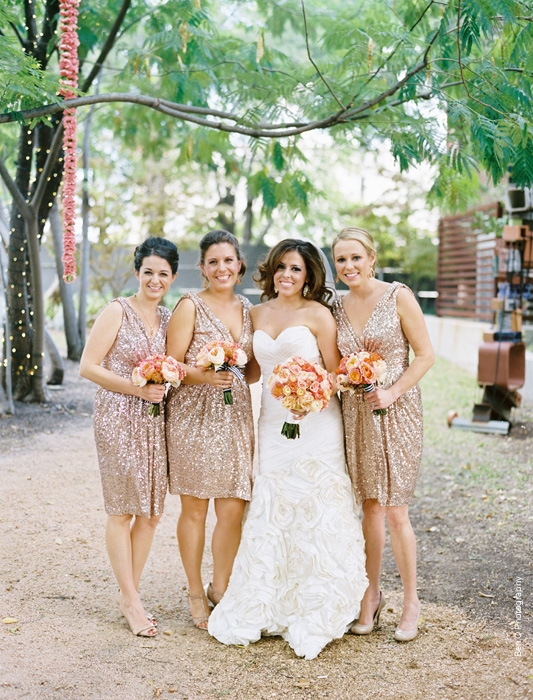 Short Gold Sequin Bridesmaid Dresses Rent the Runway