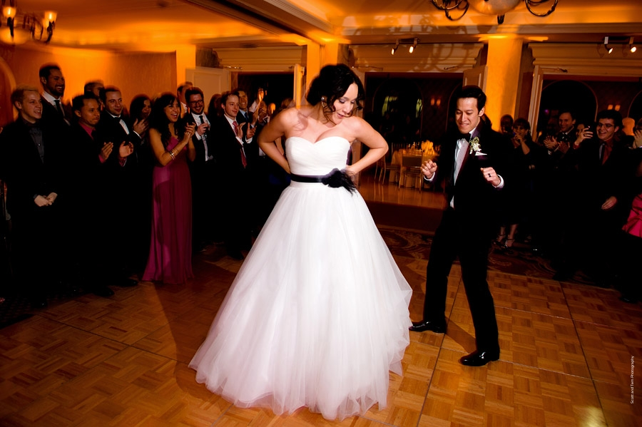 Bride & Groom Choreographed First Dance