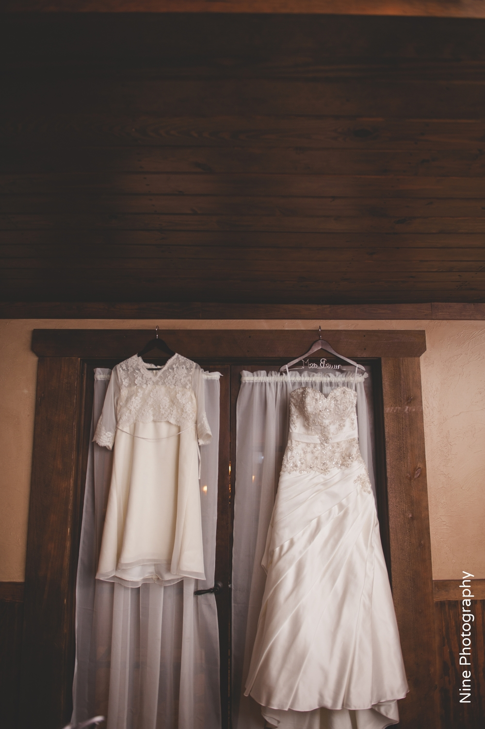 Wedding Gown and Rehearsal Dress