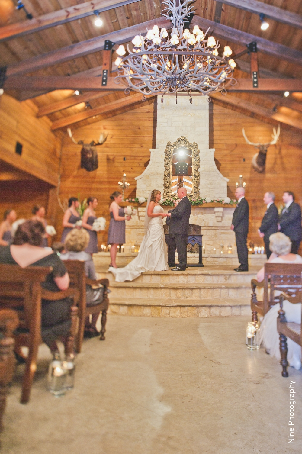 Classic Oaks Ranch Wedding Ceremony