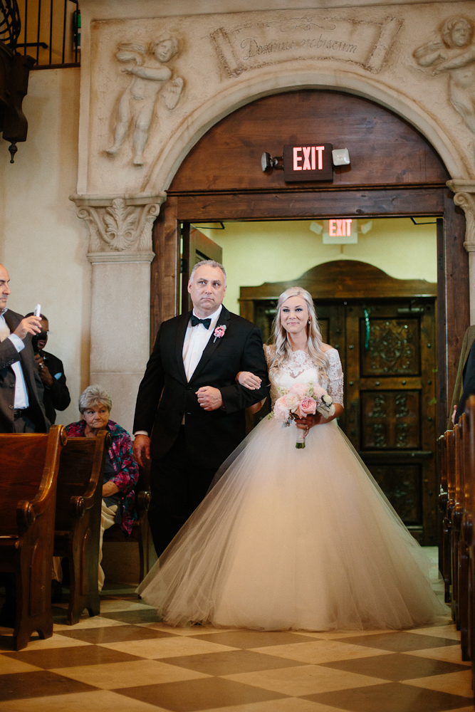 Bella Donna Chapel Wedding Processional