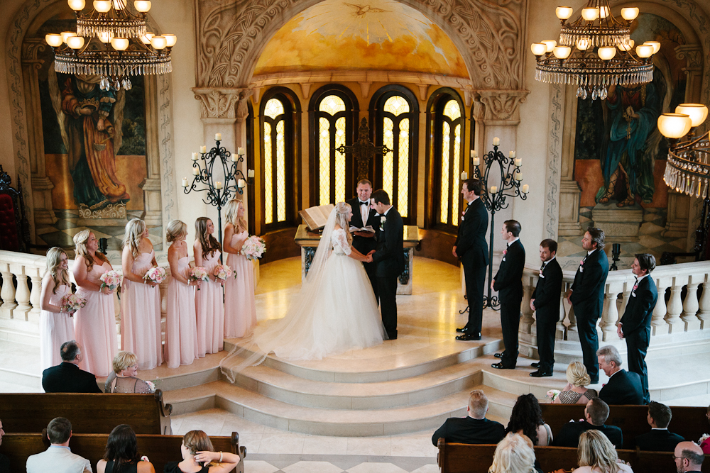 Bella Donna Chapel Wedding Ceremony