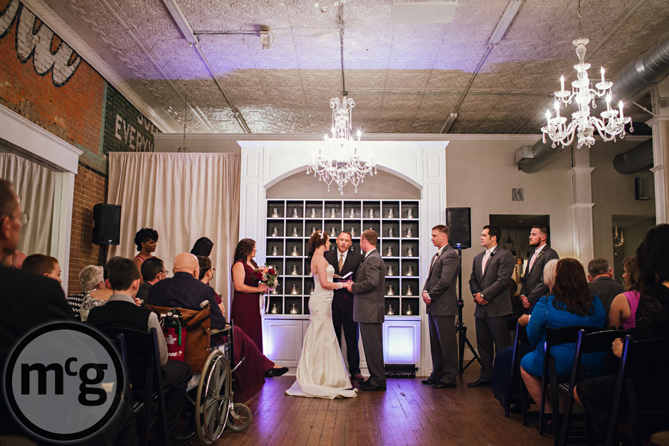 Gather in McKinney Wedding Ceremony Vows