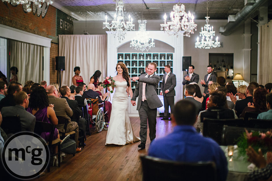 Gather in McKinney Wedding Recessional