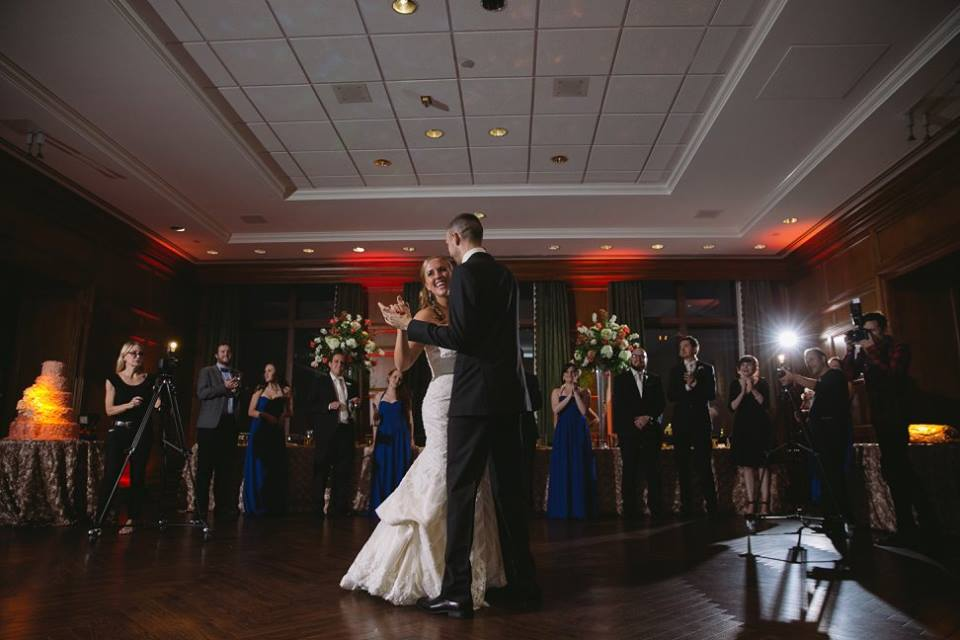Cityplace Bride & Groom First Dance