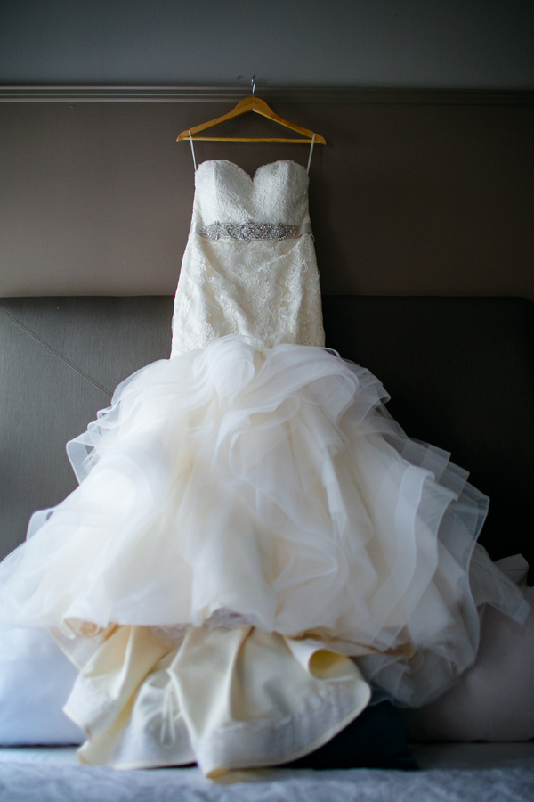 Wedding Gown Magnolia Hotel