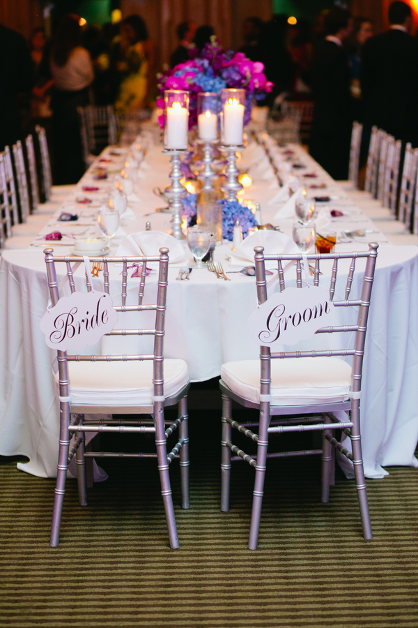 Harlem Renaissance Head Table