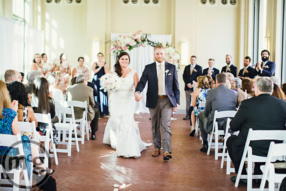 Pavilion Wedding Recessional