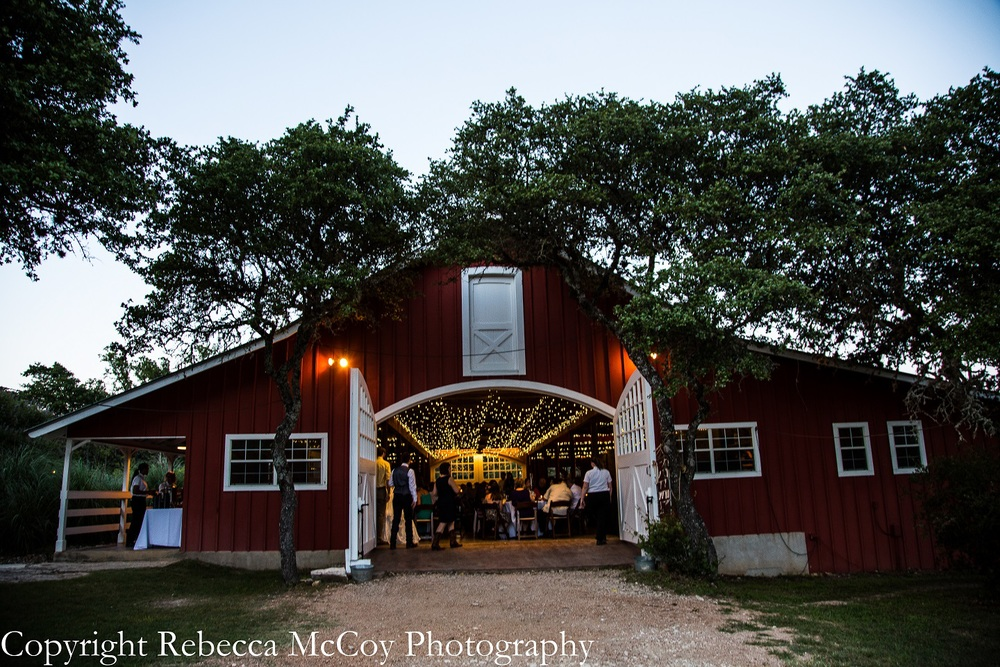 Red Corral Ranch Big Red Barn Reception