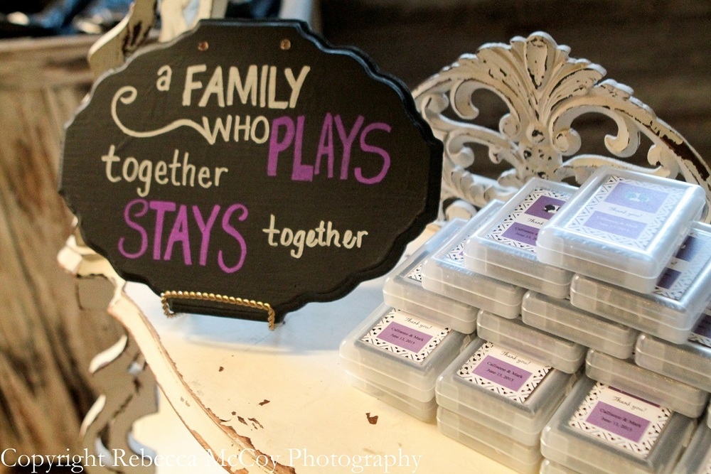A family that plays together stays together
