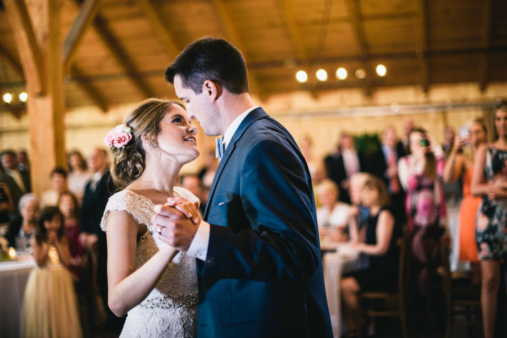 Cydney & Grant First Dance Wedding