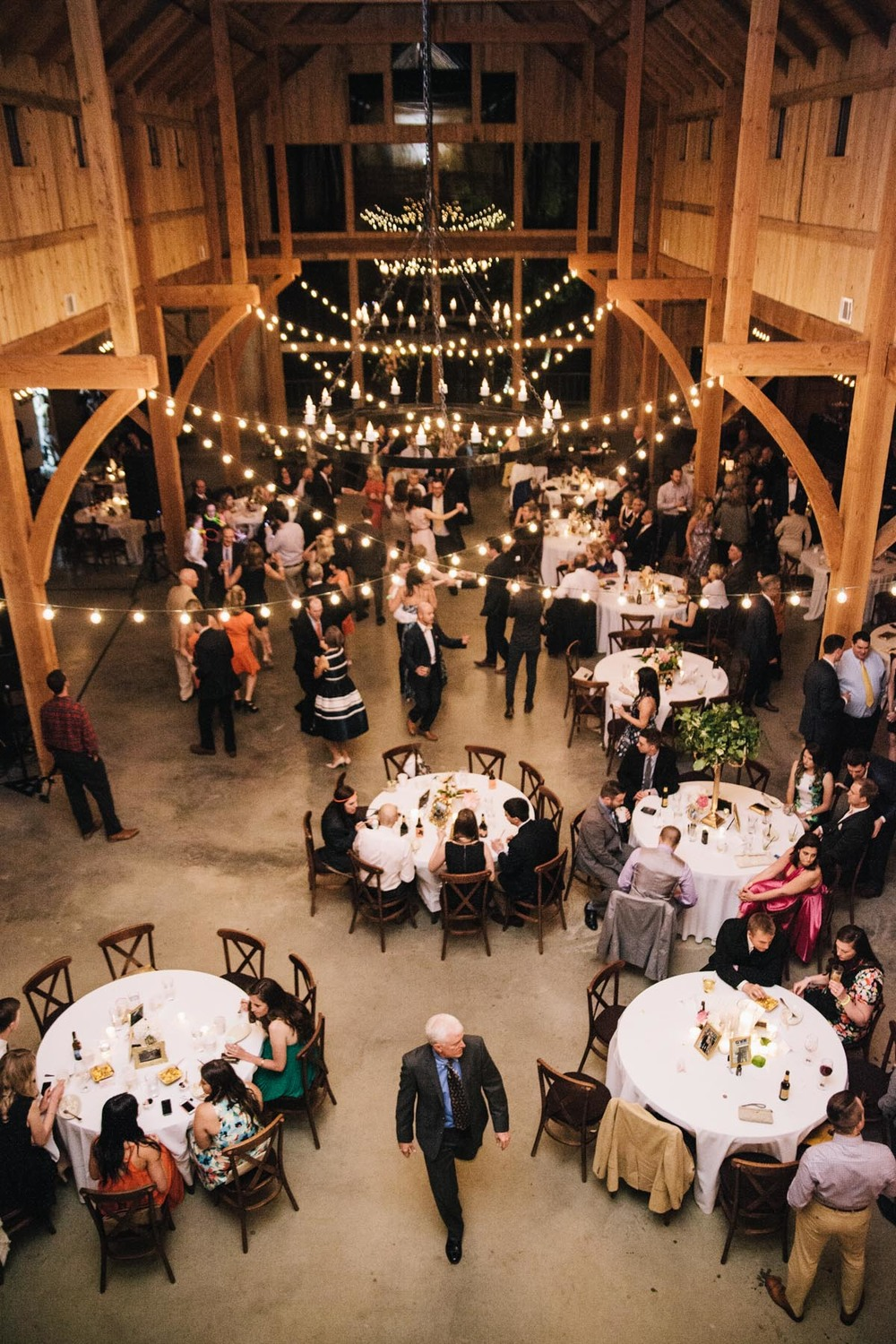 The Venue at Waterstone Wedding Reception