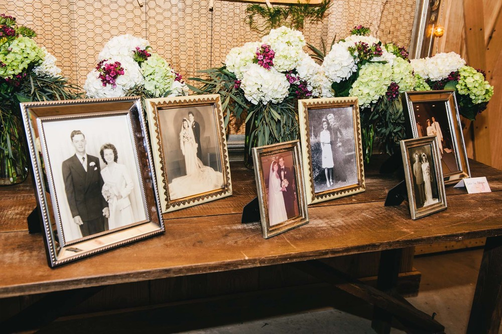 Weddings Through the Years