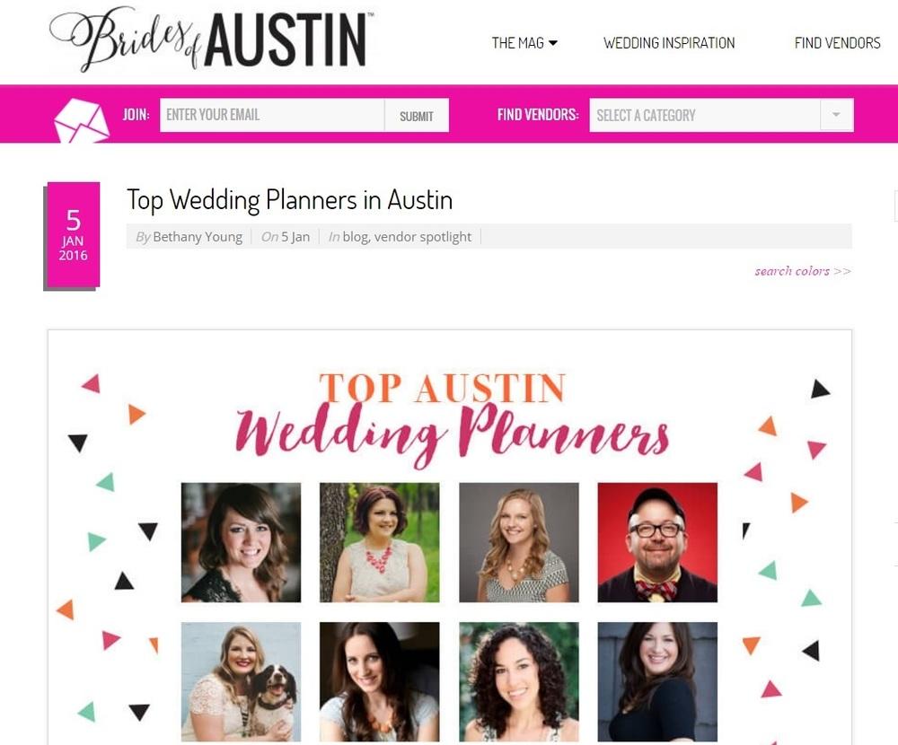 topaustinweddingplanners